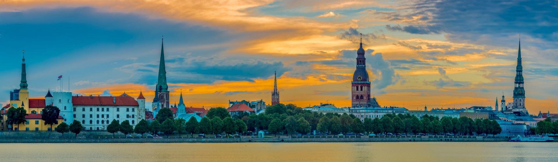 Citytrip Riga.