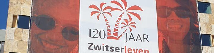 Zwitserleven viert 120-jarig bestaan.