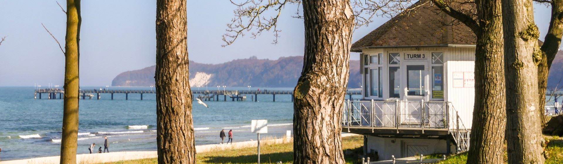 Rügen - Duitslands grootste eiland.