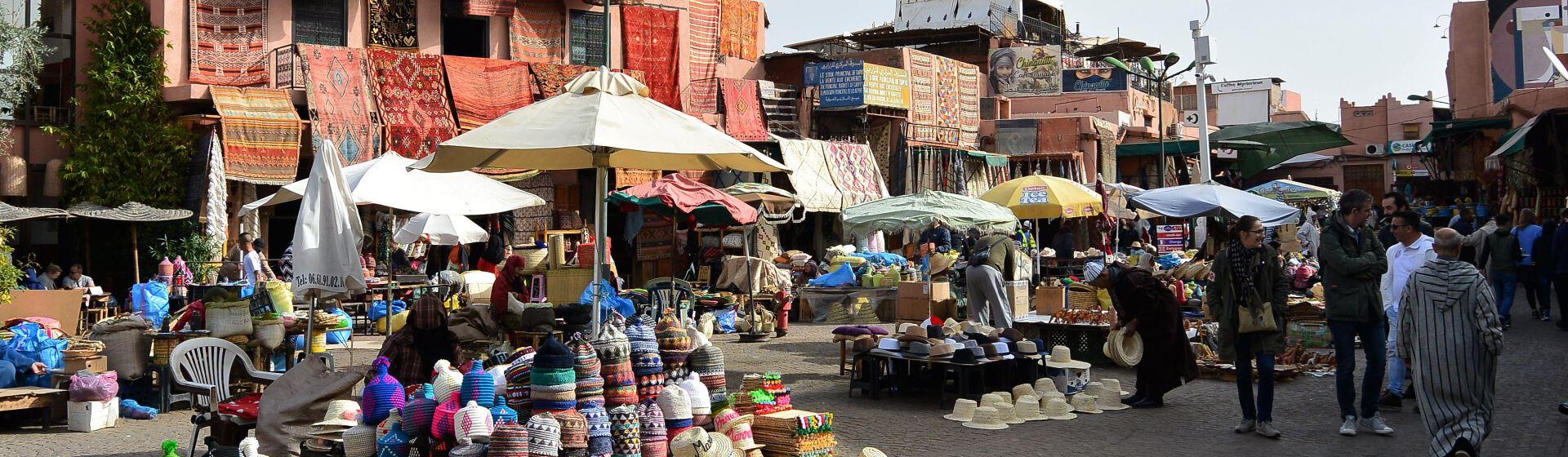 Mystiek Marrakesh